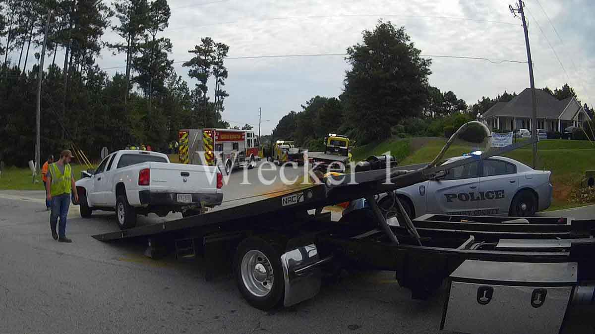 Local Towing McDonough & South Atlanta